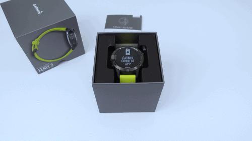 inteligentné hodinky garmin fenix 5 v krabici, garmin fenix 5