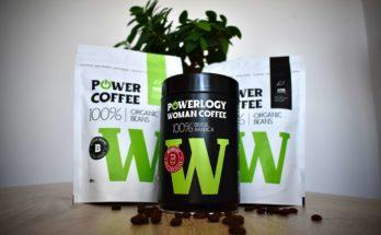Powerlogy Power Coffee strong, Powerlogy Power Coffe organic espresso, Powerlogy Power Coffe pre ženy, Powerlogy všetky kávy