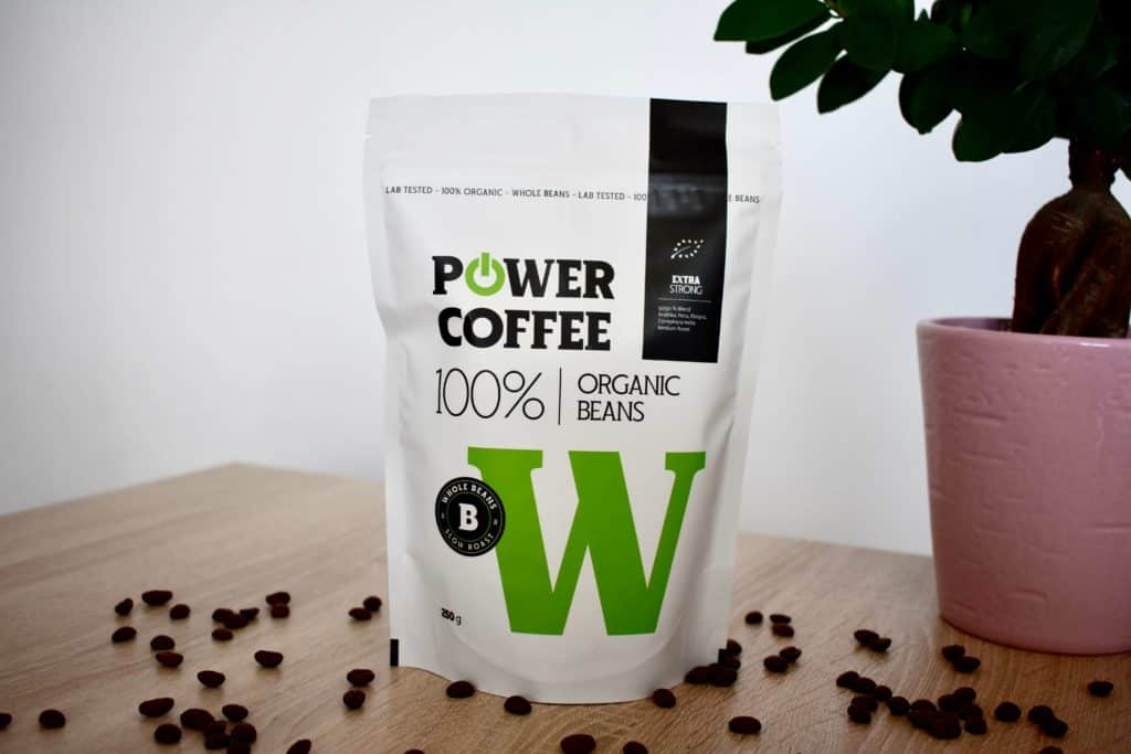Powerlogy Organic Coffee Strong