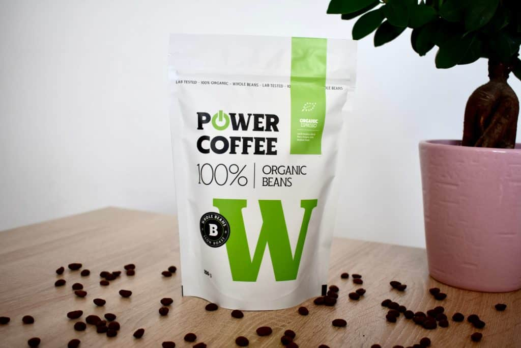 powerlogy organic coffee