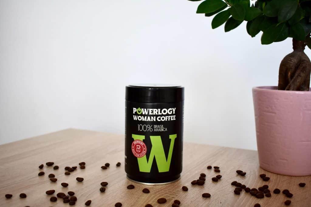 Powerlogy power Coffee pre ženy, Powerlogy káva pre ženy