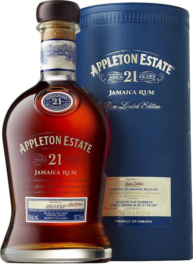 rum Appleton Estate