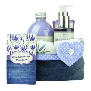 darčekové balenie kozmetiky pre babičku