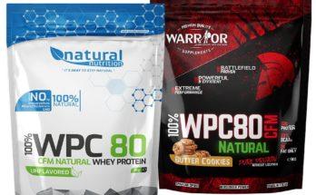 najlacnejší protein na trhu
