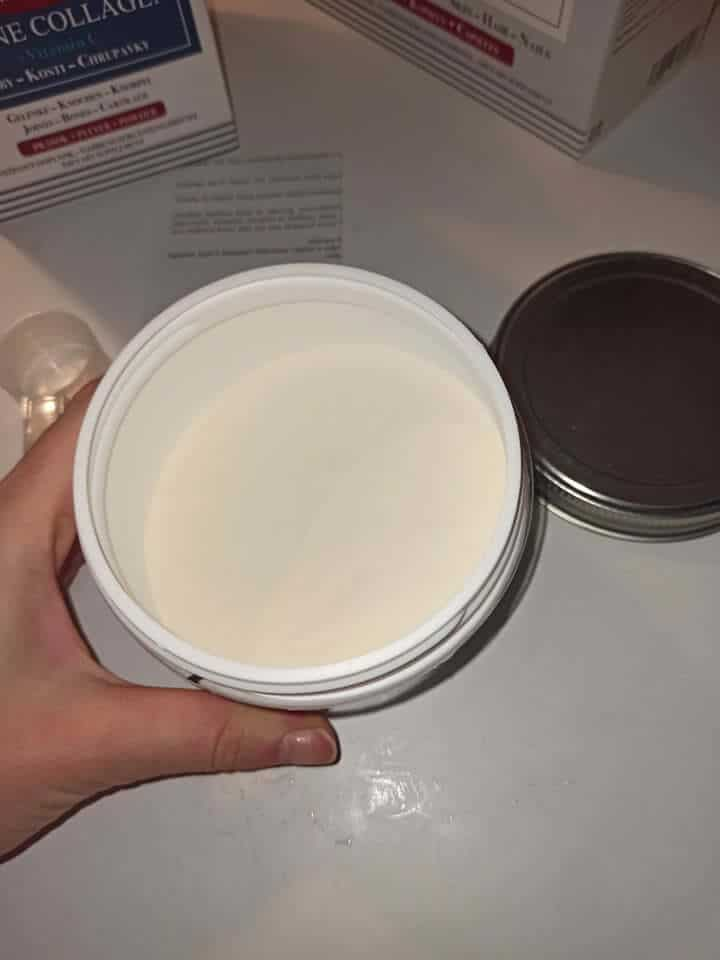 práškový kolagén marine