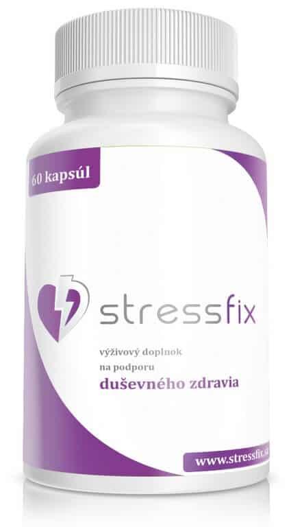Tabletky na spanie a nervozitu StressFix