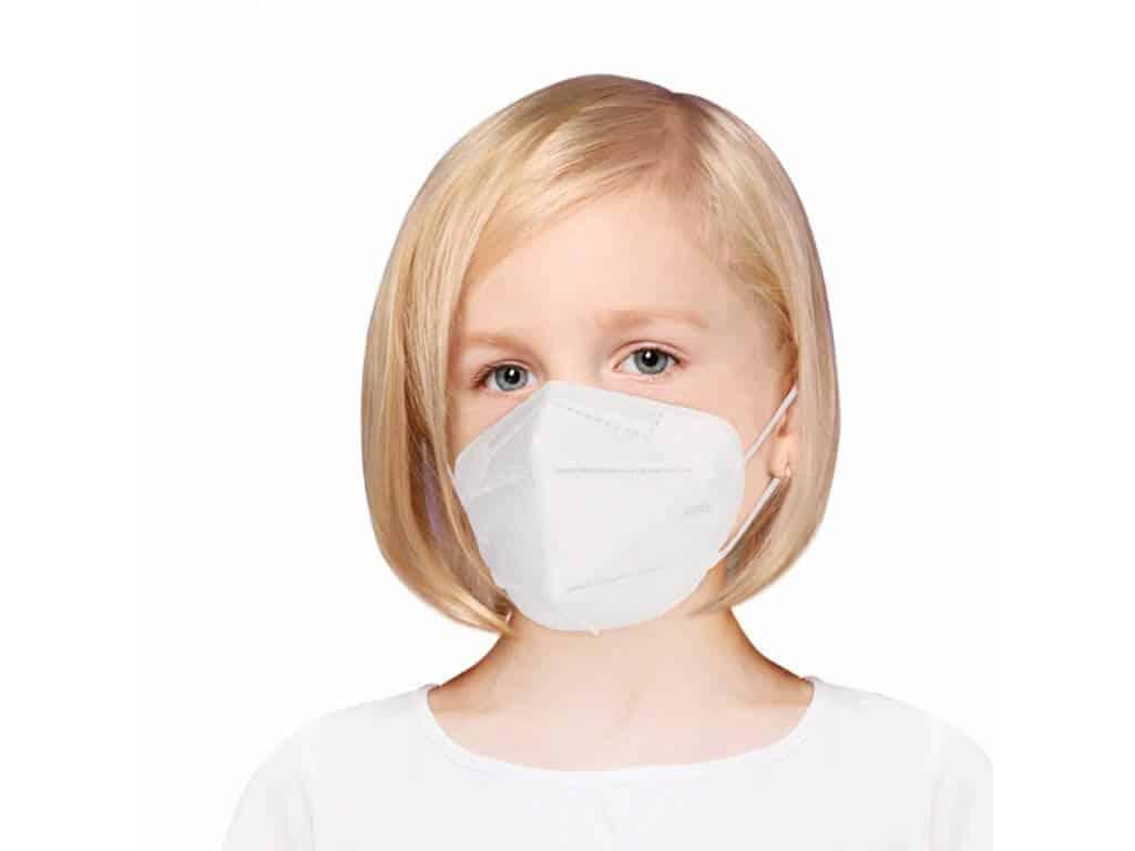 respirátor ffp2 pre deti
