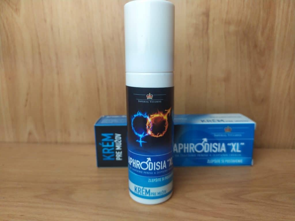 Aphrodisia XL krém