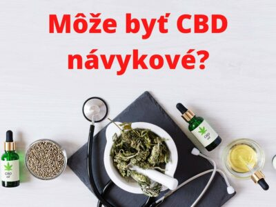 Je CBD návykové?