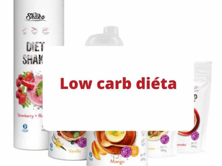 Low carb diéta