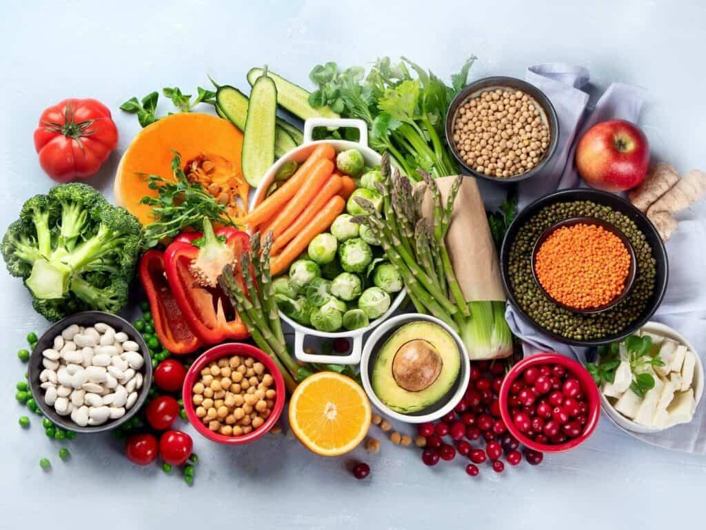 Vegánska diéta