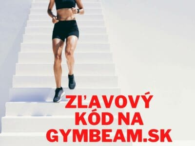 gymbeam zlavový kód